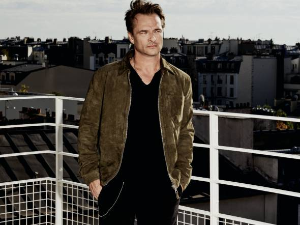 Photo David Hallyday