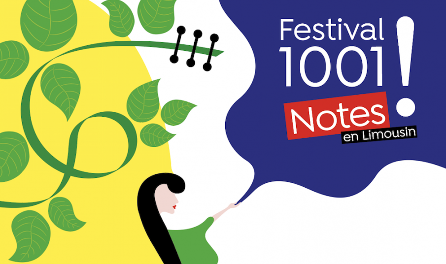 Festival 1001 Notes en Limousin