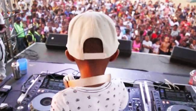 Arch Junior, 6 ans et plus jeune DJ du monde !