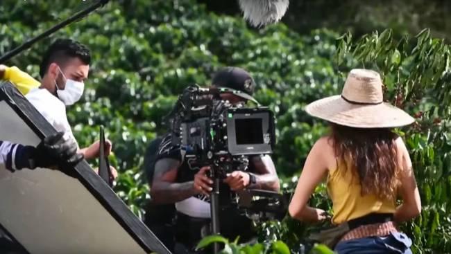 Colombie : tournages sur fond de pandémie | TV5MONDE Culture