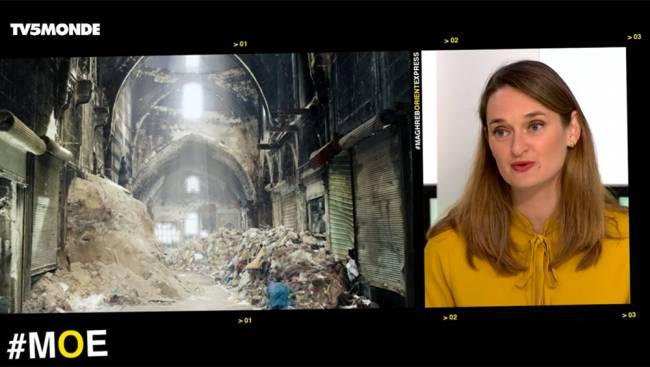 Reconstruction virtuelle de Palmyre, Mossoul, Alep et Leptis Magna