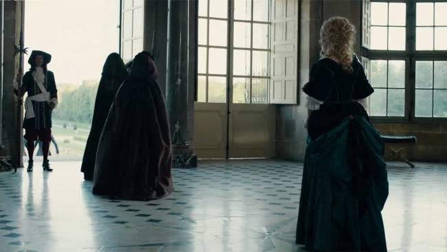 Ça tourne au Château de Vaux-le-Vicomte