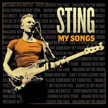 Sting album My Songs