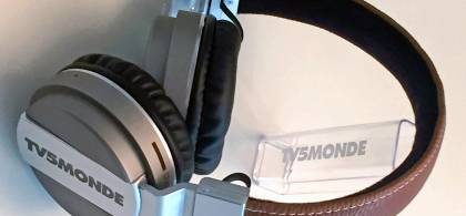 Photo casque audio TV5MONDE