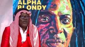 Alpha Blondy sort son album « Human Race »