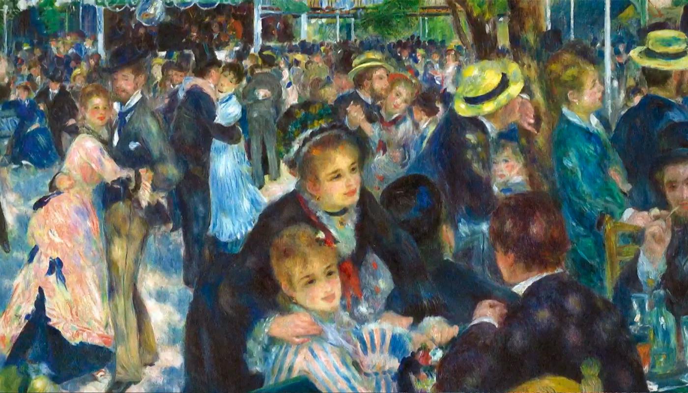 Les Maitres De La Peinture Moderne Auguste Renoir Tv5monde Culture